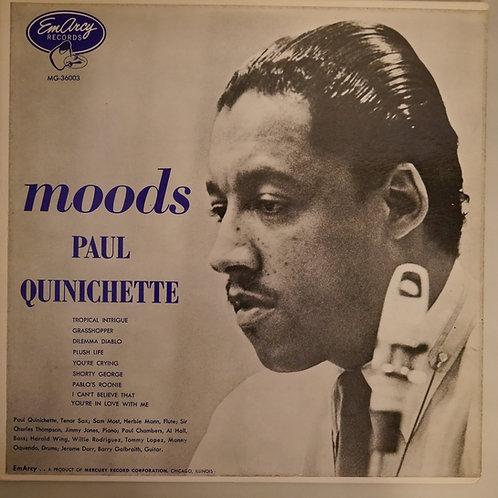 PAUL QUINICHETTE  / MOODS
