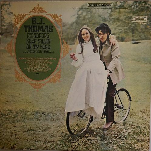 B.J. Thomas / Raindrops Keep Fallin' On My Head