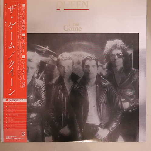 QUEEN / THE GAME(ザ・ゲーム)日本盤/美品 N/MINT