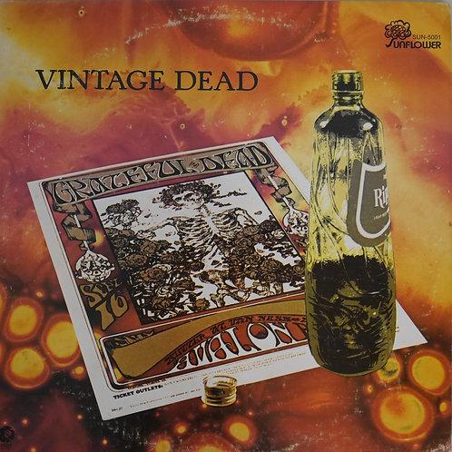GRATEFUL DEAD / VINTAGE DEAD