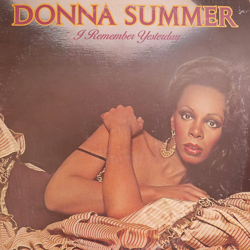 DONNA SUMMER /I REMEMBER YESTERDAY