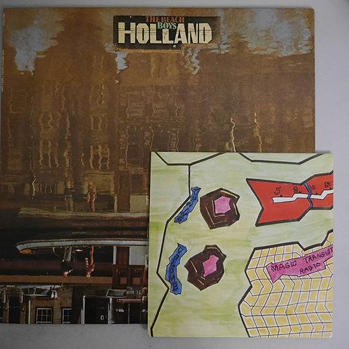 THE BEACH BOYS / Holland(7'つき初期WなしUSプレス)