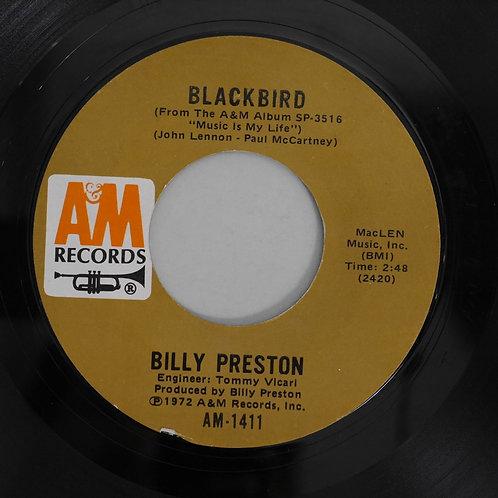 BILLY PRESTON / BLACKBIRD / Will It Go Round In Circles