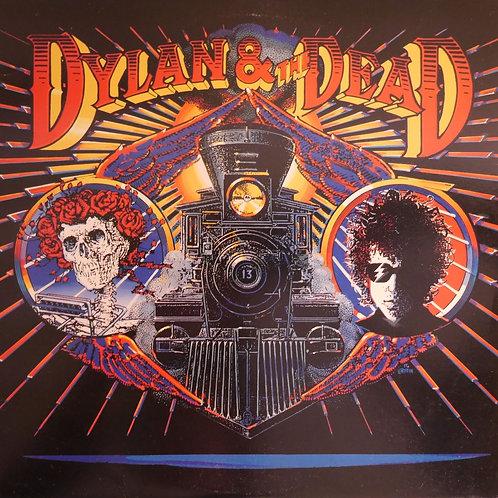 BOB DYLAN , GREATFUL DEAD / Dylan & The Dead   87年ライブ