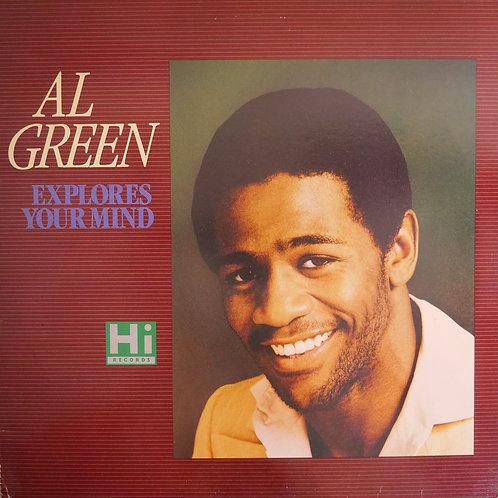 AL GREEN / Explores Your Mind