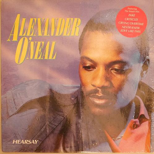 Alexander O'neal / Hearsay