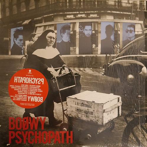 BOφWY / PSYCHOPATH