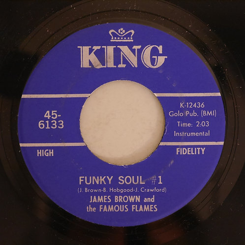 James Brown & The Famous Flames / Funky Soul #1