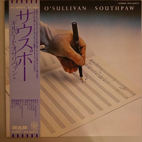Gilbert O'Sullivan / サウスポー