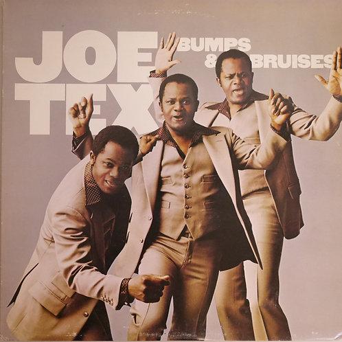 JOE TEX / Bumps & Bruises
