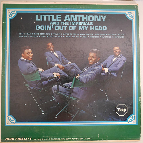 LITTLE ANTHONY AND THE IMPERIALS /GOIN' OUT OF MY HEAD