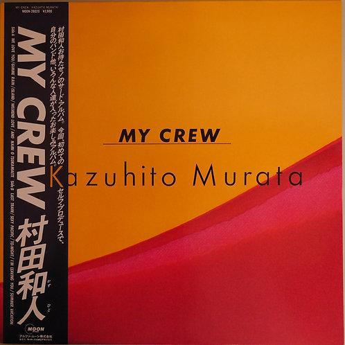 村田和人 / MY CREW (竹内まりや参加)
