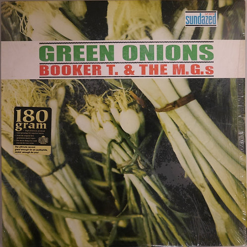 BOOKER T. & THE M.G.'S  / Green Onions