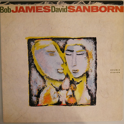 BOB JAMES / DAVID SANBORN DOUBLE VISION