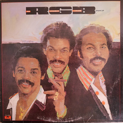 Ray, Goodman & Brown / Open Up