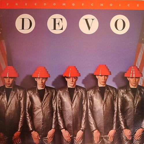 DEVO / FREEDOM OF CHOICE