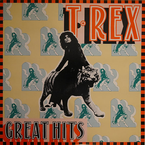 T. REX / GREAT HITS