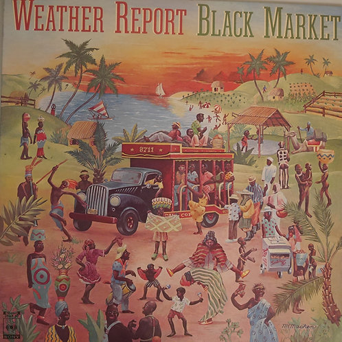 WEATHER REPORT /Black Market