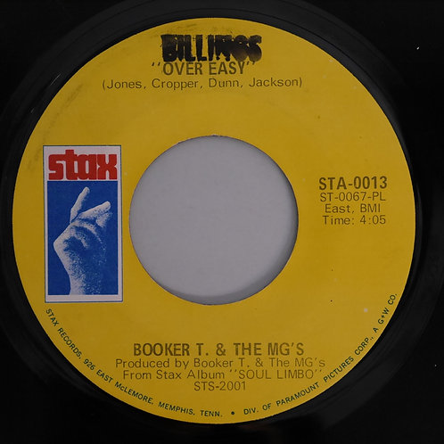 Booker T. & The M.G.'s / Over Easy