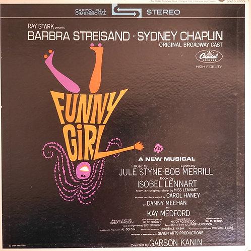 Barbra Streisand, Sydney Chaplin / Funny Girl (Original Broadway Cast)