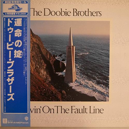 DOOBIE BROTHERS / 運命の掟 / LIVIN' ON THE FAULT LINE