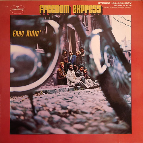 Freedom Express / EASY RIDIN'  (ドイツ盤)