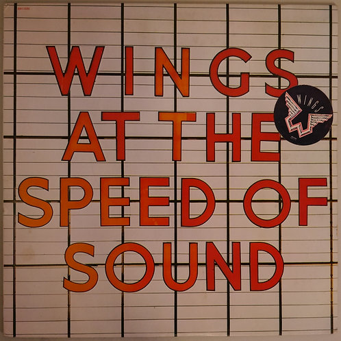 WINGS / WINGS AT THE SPEED OF SOUND