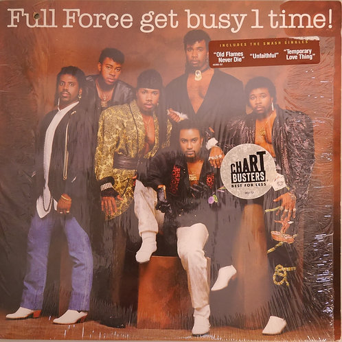 FULL FORCE / GET BUSY 1 TIME