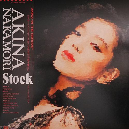 AKINA NAKAMORI /Stock