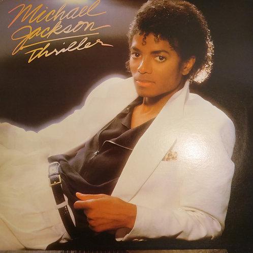 MICHAEL JACKSON / Thriller (US初回プレス盤)