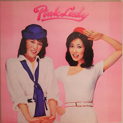 PINK LADY / ピンク・レディ (USリリースアルバム)