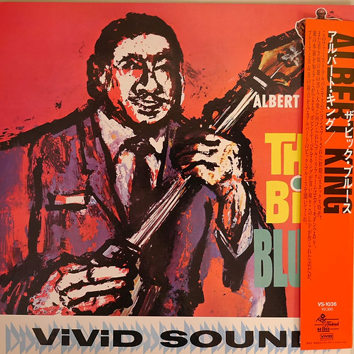 ALBERT KING / THE BIG BLUES