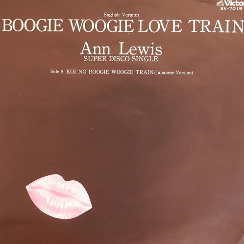 """アン・ルイス / Boogie Woogie Love Train (7"""")"""