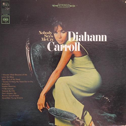 DIAHANN CARROLL / Nobody Sees Me Cry(2eye )