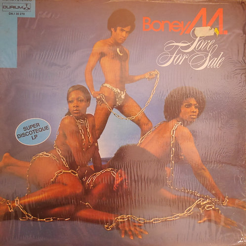 Boney M. / Love For Sale(イタリア盤)