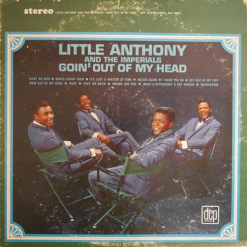 Little Anthony & The Imperials / Little Anthony & The Imperials
