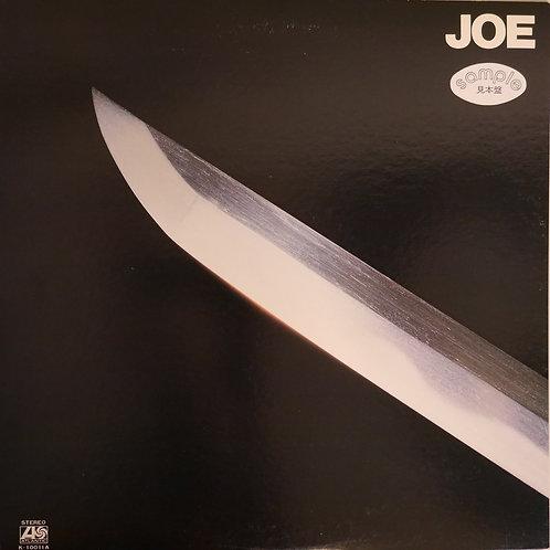 ジョー山中 / JOE(見本盤)