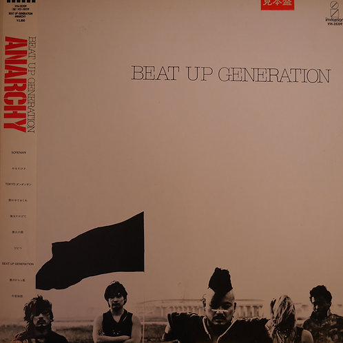 ANARCHY アナーキー / BEAT UP GENERATION