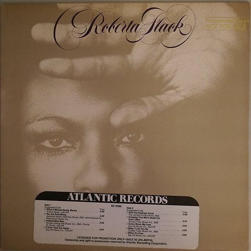 ROBERTA FLACK / Roberta Flack(プロモ盤)