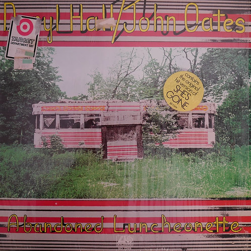 DARYL HALL & JOHN OATES  / ABANDONED LUNCHEONETTE