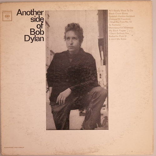 BOB DYLAN / ANOTHER SIDE OF BOB DYLAN(US MONO 2EYE)