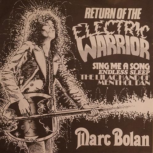 Marc Bolan / Return Of The Electric Warrior   アルバム未収録曲  UK盤