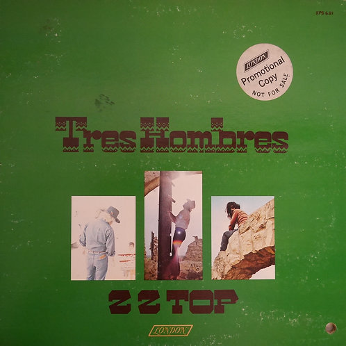 ZZ TOP / Tres Hombres  USプロモ/BellSound