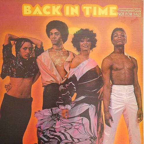 BACK IN TIME(USプロモ)