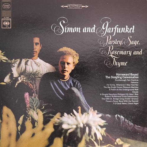 SIMON AND GARFUNKEL / Parsley, Sage, Rosemary And Thyme(2EYE)