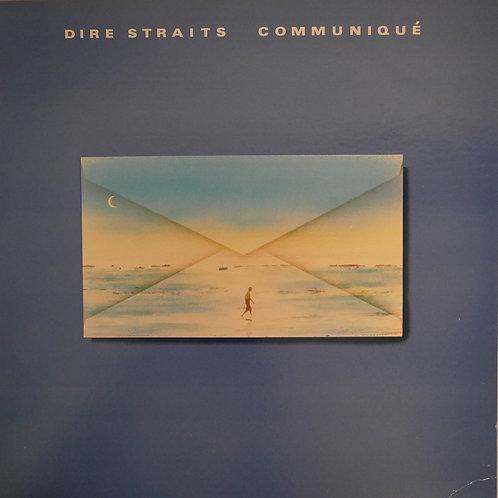 DIRE STRAITS / Communique