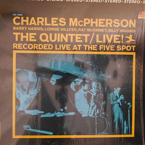Charles McPherson / The Quintet / Live