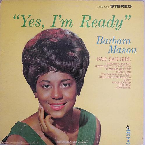 Barbara Mason / Yes, I'm Read