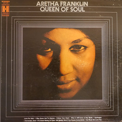 ARETHA FRANKLIN / Queen Of Soul