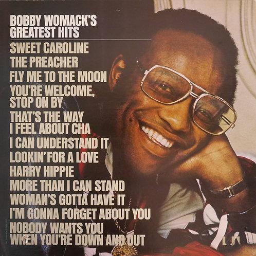 BOBBY WOMACK / Bobby Womack's Greatest Hits